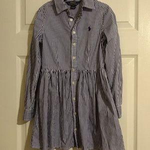 Polo Ralph Lauren shirt dress